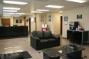 The waiting area at our body shop, located at Pomona, CA, 91766 is a comfortable and inviting place for our guests.