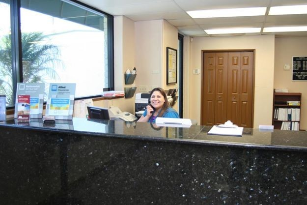 Our body shop's business office located at Pomona, CA, 91766 is staffed with friendly and experienced personnel.