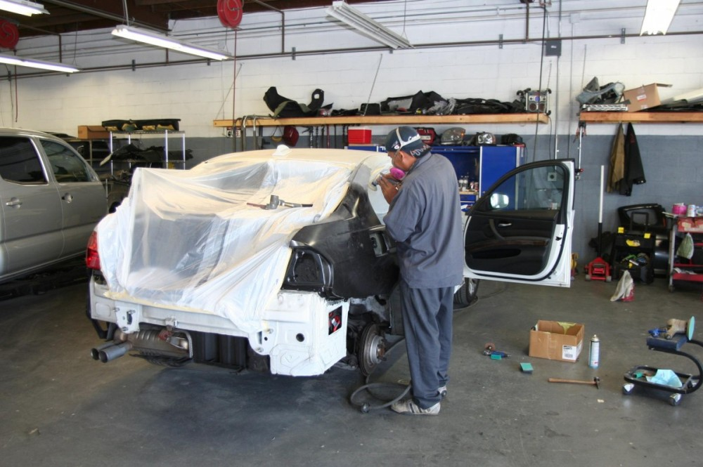 Painting technicians are trained and skilled artists.  At Pomona Auto Body Collision Center, we have the best in the industry. For high quality collision repair refinishing, look no farther than, Pomona, CA, 91766.
