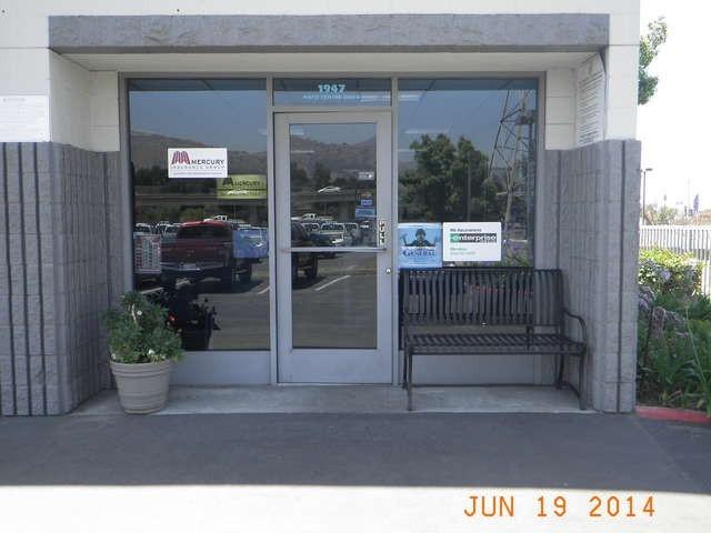 Avalon Collision Center -  1947 Auto Center Drive Glendora, CA 91740   Come In and Let Us Help You.