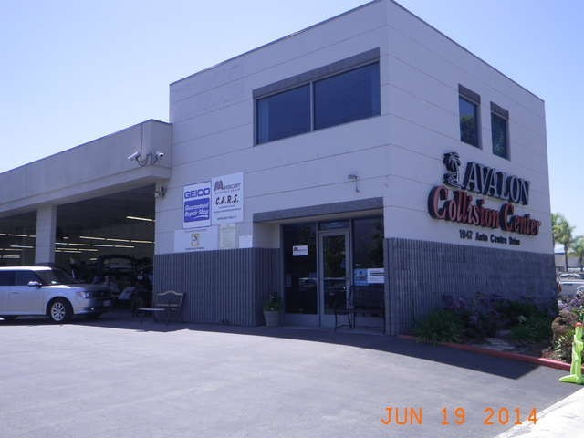 Avalon Collision Center -  1947 Auto Center Drive Glendora, CA 91740   Come In and Let us Get Started. A Full Service Office Staff Are Always Available to Serve You.