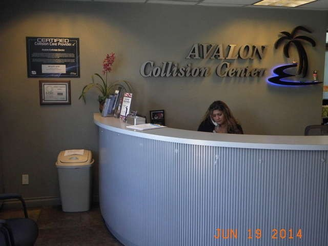 Avalon Collision Center - Glendora 1947 Auto Center...
