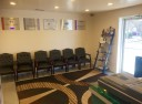 The waiting area at our body shop, located at College Park, MD, 20740 is a comfortable and inviting place for our guests.