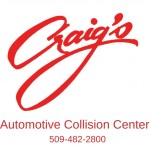At Craig's Automotive Collision Center, you will easily find us located at Spokane, WA, 99208. Rain or shine, we are here to serve YOU!