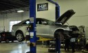 Gabes Collision North - Accurate alignments are the conclusion to a safe and high quality repair done at Gabe's Collision North, Buffalo, NY, 14223