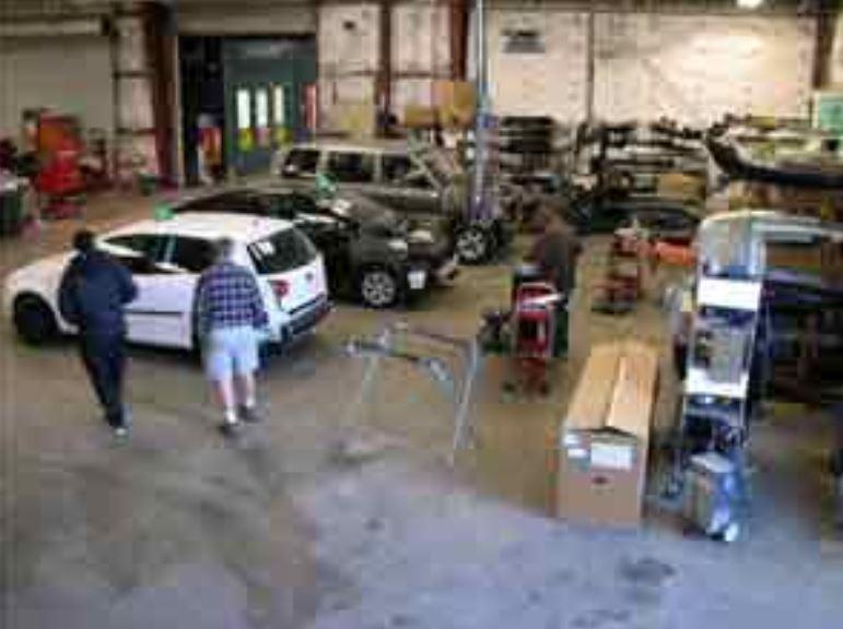 Reviews, Kraft\'s Body Shop - Santa Cruz CA - Auto Body Review