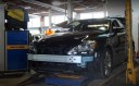 Collision repairs unsurpassed at San Francisco, CA, 94110. Our collision structural repair equipment is world class.