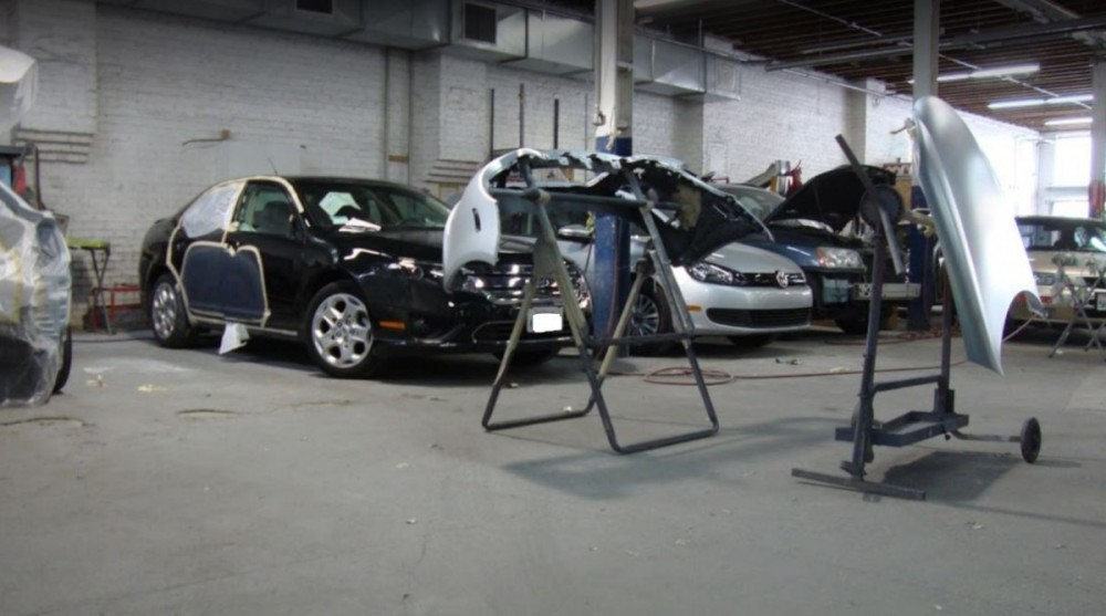 We are a high volume, high quality, Collision Repair Facility located at San Francisco, CA, 94110. We are a professional Collision Repair Facility, repairing all makes and models.