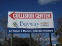 Here at Bayway Chevrolet Collision, Pearland, TX, 77581, we are always happy to help you with all your collision repair needs!