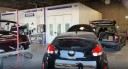 A neat and clean and professional refinishing department is located at Kaizen Collision Center, Gilbert, AZ, 85233