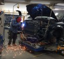 All of our body technicians at G & B Collision Center, Brooklyn, NY, 11238, are skilled and certified welders.