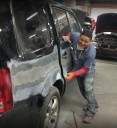 Here at G & B Collision Center, Brooklyn, NY, 11238, our body technicians are craftsmen in the art of metal straightening.
