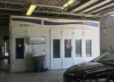 White Eagle Auto Body Oswego - A neat and clean and professional refinishing department is located at White Eagle Auto Body, Naperville, IL, 60563