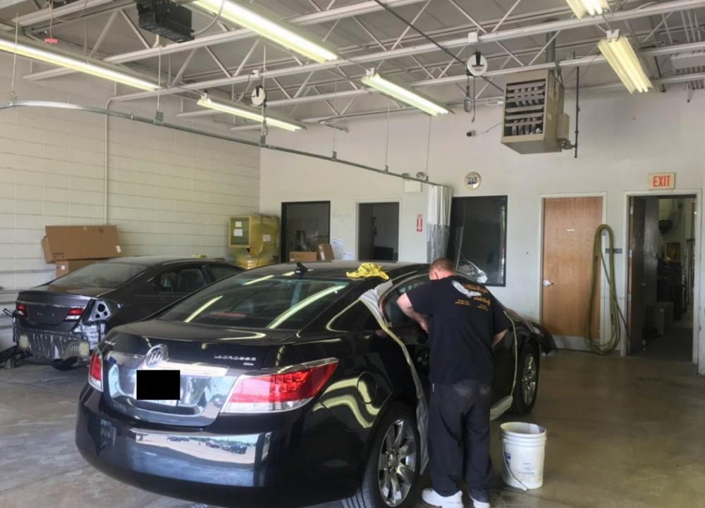 We are a high volume, high quality, Collision Repair Facility located at Naperville, IL, 60563. We are a professional Collision Repair Facility, repairing all makes and models.