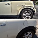 At VMS Auto Body Collision , we deal with repairs ranging from collision damage to dent repair. We get them corrected, and have cars looking like new when they leave our shop!