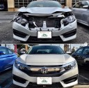 Our shop at VMS Auto Body Collision , we have photos for our customers to see our before and after repair to enjoy.