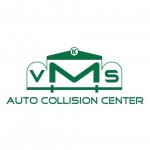 VMS Auto Body Collision  Covina CA 91722 Logo. VMS Auto Body Collision  Auto body and paint. Covina CA collision repair, body shop.