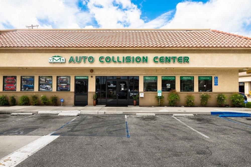 Reviews, VMS Auto Body Collision - Covina CA - Auto Body Review