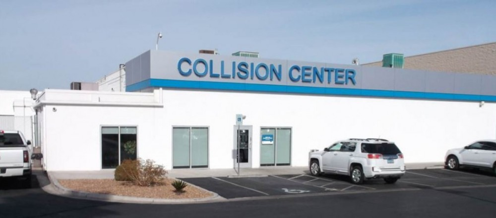... Friendly Faces And Experienced Staff Members At Fairway Chevrolet  Collision Center , In Las Vegas, ...