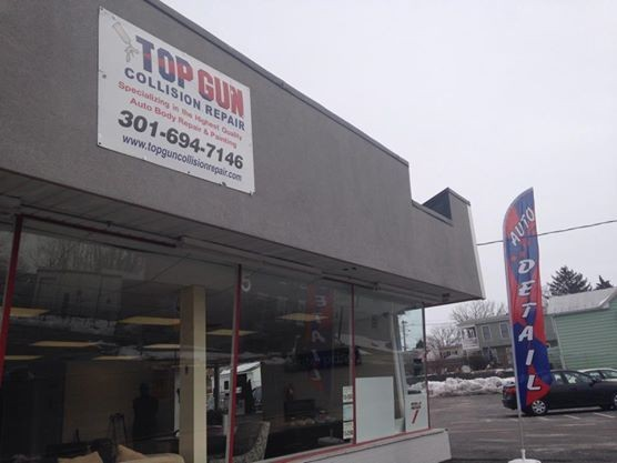 Collision Repairs unsurpassed. Auto Body and Painting Experts.