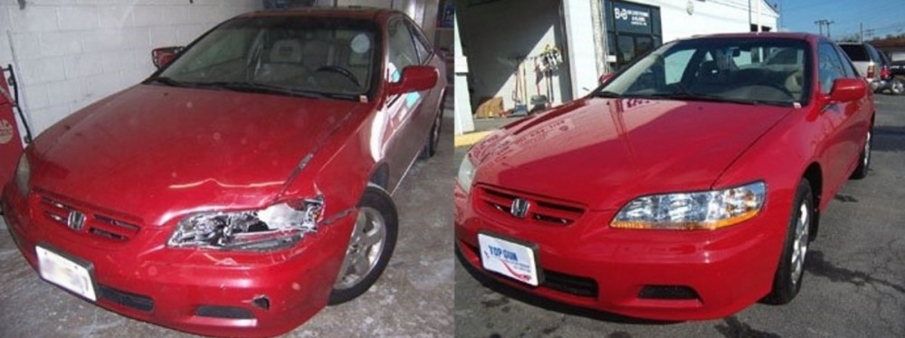 TopGun Collision Experts 98 Derwood Cir  Rockville, MD 20850 Collision Repair Experts. Auto Body and Painting Specialists.  We proudly post before and after repair photos for our customer's to view.