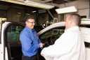 At Golden West Collision, every completed vehicle is personally delivered back to the guest with a complete explanation of the repairs.  Questions are welcomed and addressed to make sure our guest is completely satisfied.