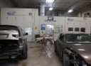 Fix Auto Fox Valley - A neat and clean and professional refinishing department is located at Fix Auto Fox Valley, Saint Charles, IL, 60174