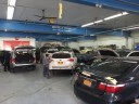 A professional refinished collision repair requires a professional spray booth like what we have here at K&E Auto Body & Collision Center, Inc. in South Richmond Hill, NY, 11419.