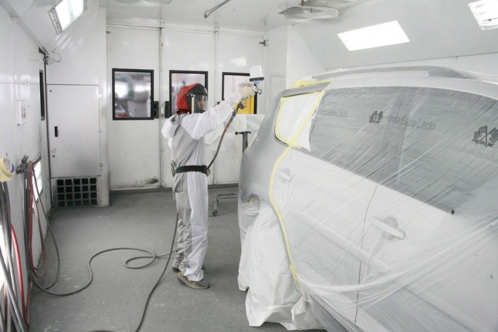 Marina Auto Body - Los Angeles