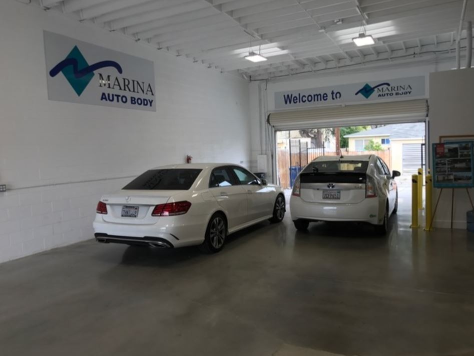 We are a state of the art Collision Repair Facility waiting to serve you, located at Marina Del Rey, CA, 90292.