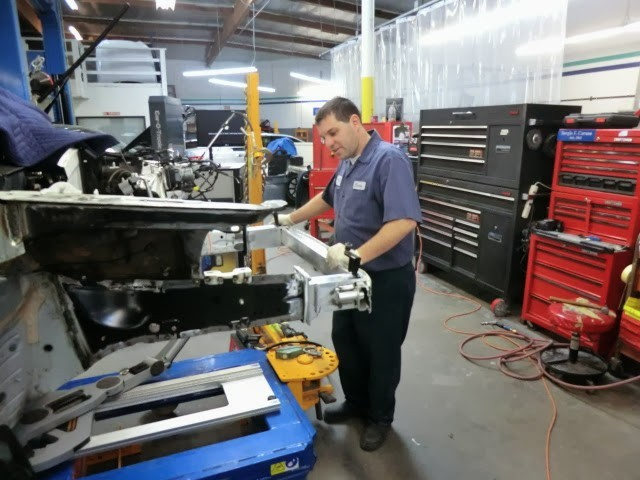 Marina Auto Body - Huntington Beach