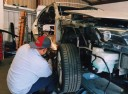 Cesare's Collision Repair& Towing - Here at Cesare's Collision Repair & Towing , Visalia, CA, 93292, our body technicians are craftsman in quality repair.