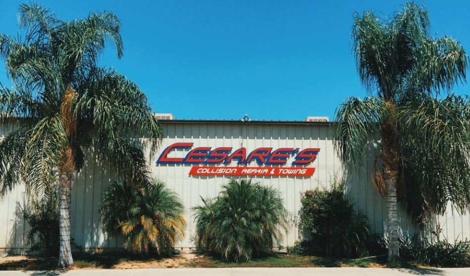 Reviews, Cesare's Collision Repair & Towing - Visalia CA - Auto Body