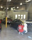 A neat and clean and professional refinishing department is located at 24/7 Collision Care, Glen Burnie, MD, 21061