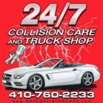 Here at 24/7 Collision Care, Glen Burnie, MD, 21061, we are always happy to help you with all your collision repair needs!