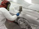 Painting technicians are trained and skilled artists.  At Smith Ford Body Shop, we have the best in the industry. For high quality collision repair refinishing, look no farther than, Conway, AR, 72032.