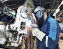 All of our body technicians at Frank Beck Chevrolet Body Shop, Hillsdale, MI, 49242, are skilled and certified welders.
