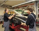 At Kenny Ross Chevrolet Buick, in Zelienople, PA, 16063, all of our body technicians are skilled at panel replacing.