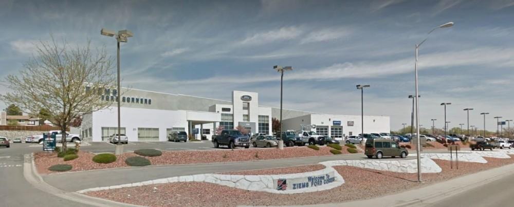 Ziems Ford Farmington New Mexico >> About Ziems Ford Body Shop Farmington Nm Auto Body Review
