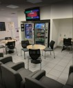 Here at La Riche Chevrolet Cadillac, Findlay, OH, 45840, we have a welcoming waiting room.