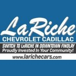 Here at La Riche Chevrolet Cadillac, Findlay, OH, 45840, we are always happy to help you with all your collision repair needs!