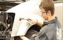Here at Chevrolet Cadillac Of Santa Fe, Santa Fe, NM, 87507, our body technicians are craftsmen in the art of metal straightening.