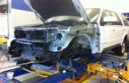 Structural Accuracy Is Critical For A Safe And High Quality Collision  Repair. At Davis Chevrolet ...