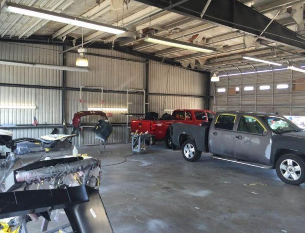 Photos Norman Frede Chevrolet Collision Center Houston Tx Auto Body Review