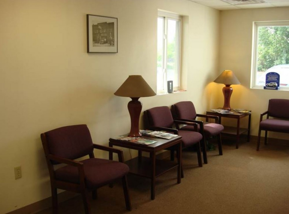 Here at Wilson Ford Lincoln , Saginaw, MI, 48603, we have a welcoming waiting room.