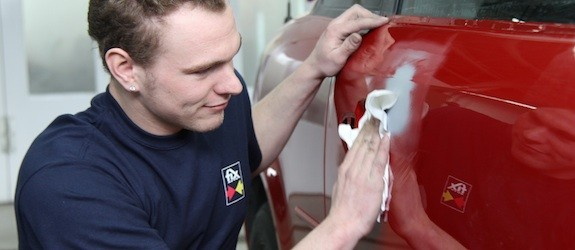 Auto Collision Repairs.  Auto Body & Painting professionals. Metal finishing to every detail is a must during our repair process.