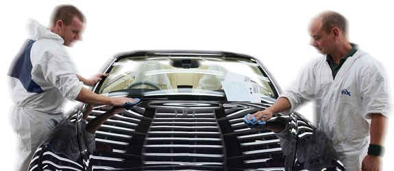 Auto Collision Repairs.  Auto Body & Painting professionals.  Quality control is a process that is constant through out the collision repair process.