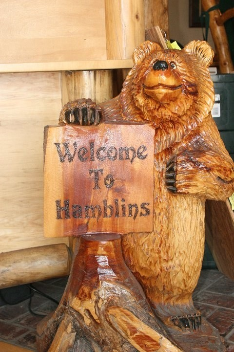 Hamblin's Body Paint & Frame 7590 Cypress Ave  Riverside, CA 92503  OUR FRIENDLY WELCOME BEAR GREETS EVERY GUEST