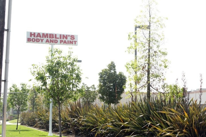Hamblin's Body Paint & Frame 7590 Cypress Ave Riverside, CA 92503   CENTRALLY LOCATED OR OUR GUESTS CONVIENCE
