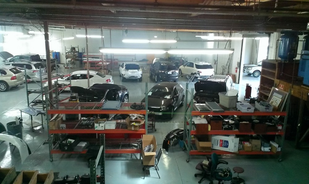 Here at A Superior Collision Shop in CA, professional structural measurements are precise and accurate. Our state of the art equipment leaves no room for error.